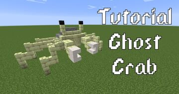 Ghost Crab Minecraft Map & Project