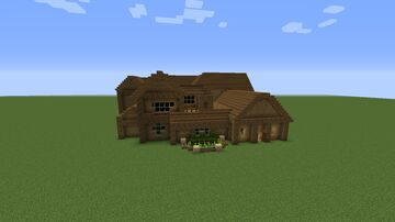 House Thing Minecraft Map & Project