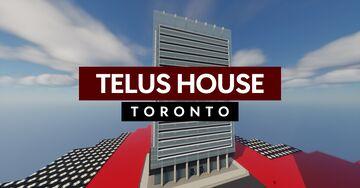 Telus House - Toronto Minecraft Map & Project