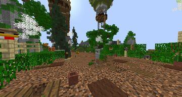 mcaddicts eu Lobby Minecraft Map & Project
