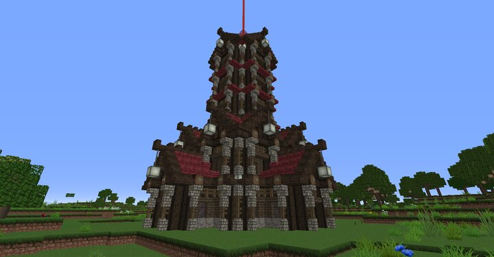 Popular Server Map : Soul Crystal Tower [$2]