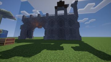 wall design Minecraft Map & Project