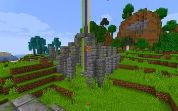 Ritz Island Season 1 Minecraft Map & Project