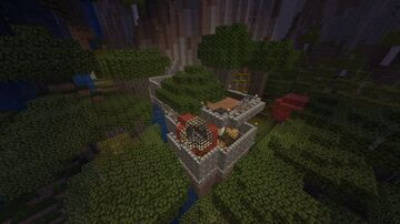Hidden Valley Hideaway - Version 1.15.1 Minecraft Map & Project