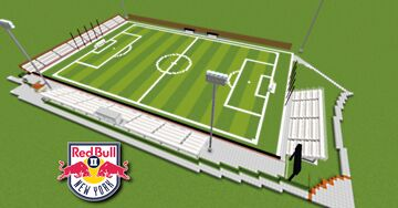 USL Stadiums - MSU Soccer Park at Pittser Field Minecraft Map & Project