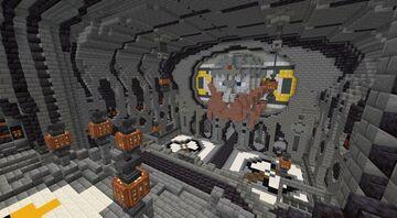 [Dwarf World] Working Title. Work in Progress Minecraft Map & Project