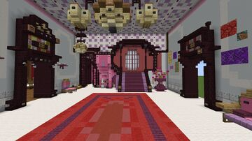 Foster's Home For Imaginary Friends 2! (the beginning) Minecraft Map & Project