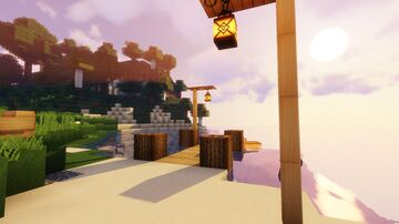 Turkish Survival House Map Minecraft Map & Project