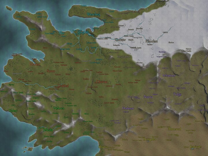 Original map of Calradia