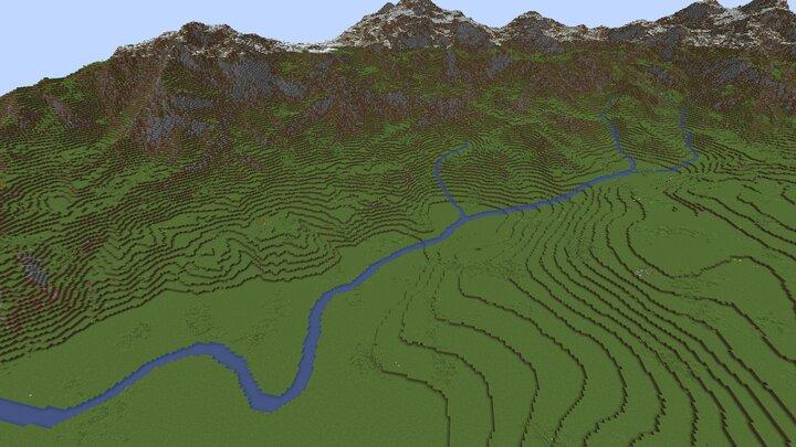 Custom rivers