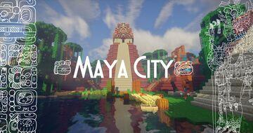 Maya City Minecraft Map & Project