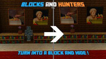 Blocks&Hunters (Map) Minecraft Map & Project