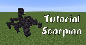 Scorpion Minecraft Map & Project