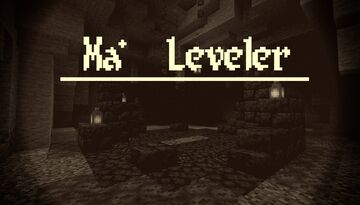 Ma' Leveler Minecraft Map & Project