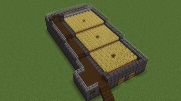 Bread Megafactory Minecraft Map & Project