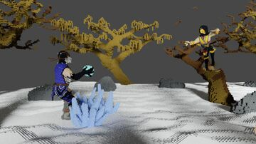 GET OVER HERE !!! A MORTAL KOMBAT PROJECT Minecraft Map & Project