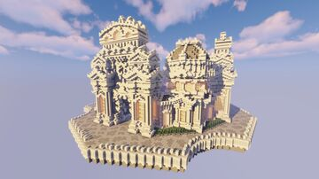 Factions Spawn Minecraft Map & Project