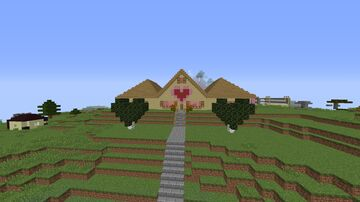 Mod Showcase GamingWithJen's House (for 1.12.2 and 1.8.9) Minecraft Map & Project