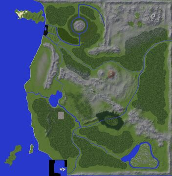 Contained Minecraft Map & Project