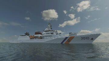 VietNam Coastguard XB-10000 CSB 3010 Minecraft Map & Project