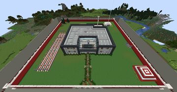 Redstone House 1.15.2(+80 redstone circuits!) Minecraft Map & Project
