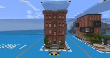Infinity Project Minecraft Map & Project