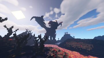Dragon Hub By ZeyKyl Minecraft Map & Project