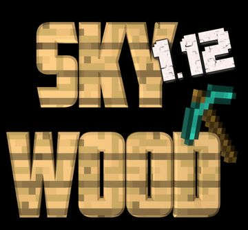 SkyWood in English/Portugues/Espanol (1.12.2) Minecraft Map & Project