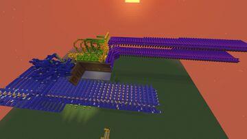 TRC 0.1.1 (The Newest 16-Bit Redstone Computer In Progress!) Minecraft Map & Project
