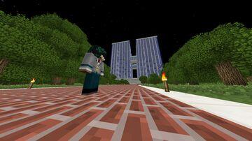 blocko no hero minedamia (My hero academia Story map) Minecraft Map & Project