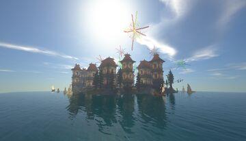 BestiaMC Hub Lobby | Team Arcenia Minecraft Map & Project
