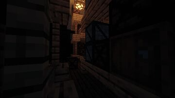 The Dark Places | Minecraft Multiplayer Horror Map | 50% Minecraft Map & Project