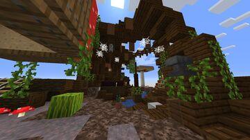 Barrel Market!! Minecraft Map & Project