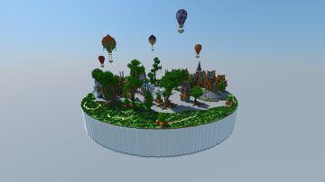 🏛️ [5$] Big Hub For big server ! 🏛️ Minecraft Map & Project