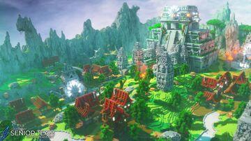 Aztec Empire Village Minecraft Map & Project