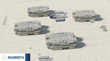[Oscdea] Mammoth Land Tank Minecraft Map & Project