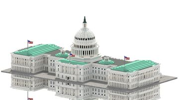 Repro - US Capitol Minecraft Map & Project