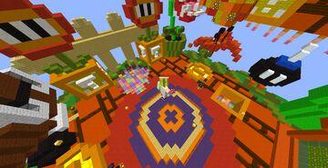 Lobby Mario || skywars [$11.99] Minecraft Map & Project