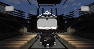 Lightning World Tour (Custom Tour) (Mods 1.7.10) Minecraft Map & Project