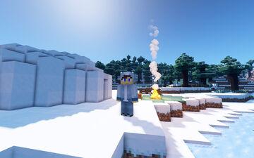 Man's Best Friend is a Polar Bear - New Video Minecraft Map & Project