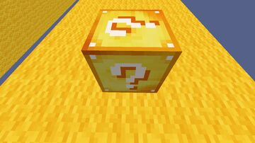 lucky block race & pvp map Minecraft Map & Project