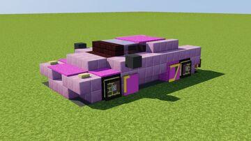 Joker's Vaydor G35 Minecraft Map & Project