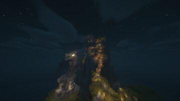 Mine Villas Minecraft Map & Project