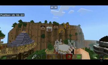 Naruto In Mcpe Mcbe 👌👍 Minecraft Map & Project