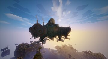 Clock Tower Islands Minecraft Map & Project