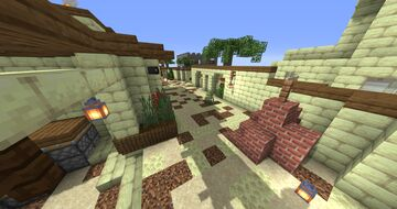 Sandstone Minecraft Map & Project