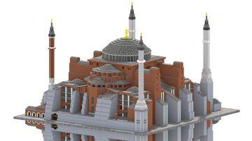 Repro - Hagia Sophia Minecraft Map & Project