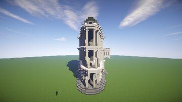Gringotts Bank - Harry Potter Minecraft Map & Project