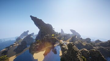 Shores of Gold Minecraft Map & Project