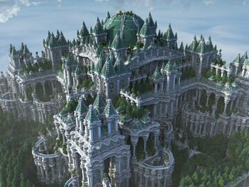 Anera - Theatre and Entertainment Minecraft Map & Project